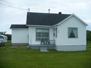 Gaspésie, Baie-des-Chaleurs, Shigawake, Rang 3, Maison, House