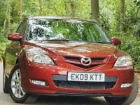 2009 Mazda Mazda3 1.6 Takara 5dr Hatchback Petrol Manual