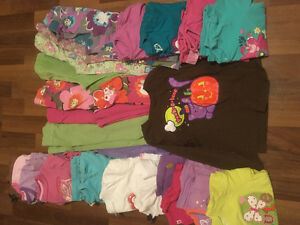 3-4t girls tops and pants
