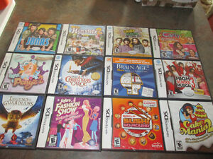 nintendo ds games great for the younger crowd