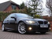 2007 57 BMW 330 3.0i M Sport 2 Door Coupe..FULL SERVICE HISTORY..STUNNING !!