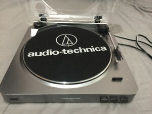 Record Player - Audio Technica AP-LP60