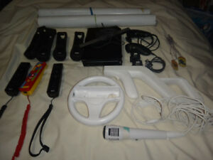 Nintendo Wii Console, 14 Games, And So Much More !!!!!!!!!!!!!!