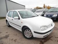 VW GOLF S 1.4 PETROL LOW MILAGE 5 DOOR HATCHBACK