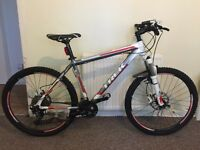 TREK 6300 ROCKSHOX mountain bike (no cube, specialized, Scott, Giant, Orange, GT, charge, felt)