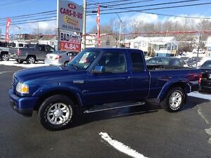 2009 Ford Ranger Sport 4x4 2 year warranty included!!