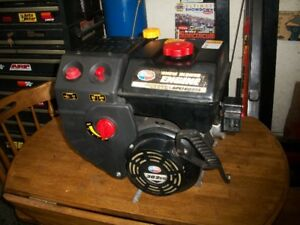 9hp snowblower engine like new