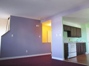 Three bedroom downtown for lease