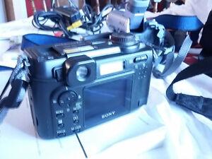 Sony digital still and video camera set