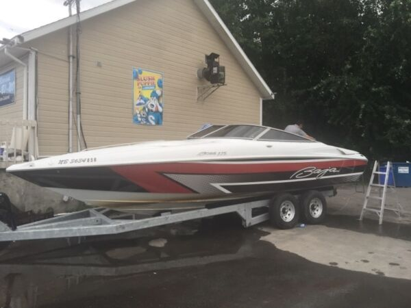 Used 2006 Baja Boats boss 275
