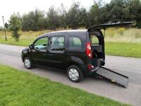 2010 Renault Kangoo 1.5 DCI Diesel Only 47k, WHEELCHAIR ACCESSIBLE DISABLED WAV
