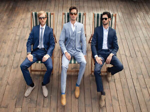 Special promotion on Custom Suits
