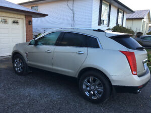 2015 Cadillac SRX Leather SUV, Crossover