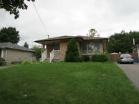 LARGE 1 BEDROOM+ DEN BASEMENT APARTMENT FOR RENT IN OSHAWA.