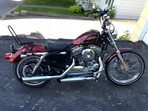 Harley Sportster Seventy Two