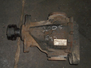 Rear differential for  bmw 545i 2005