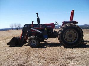 298 m.f. farm tractor