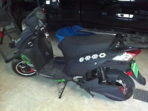 2014 Emmo Titan Electric Scooter