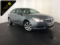 2012 62 VAUXHALL INSIGNIA SE CDTI ECOFLEX 1 OWNER VAUXHALL HISTORY FINANCE PX