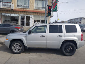 2007 Jeep Patriot Sport SUV Trail Rated Edition