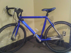 mens supercycle 18spd race road bike