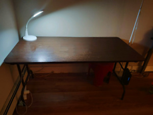 Study desk/folding table for $20 *Moving Sale*