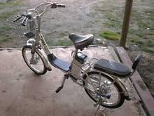 ELECTRIC BIKE E BICYCLE RETRO INBUILT PILLION SEAT ROAD LEGA...