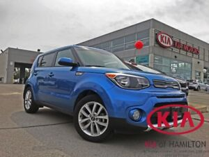 2019 Kia Soul EX | Like New | One Owner | Rare Colour