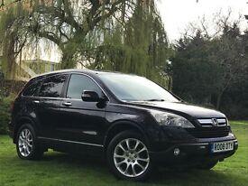 Honda CR-V 2.2 I-CTDI EX (black) 2008