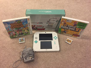 Nintendo 2DS - Like NEW