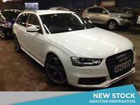 2012 AUDI A4 2.0 TDI 143 Black Edition 5dr