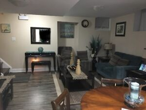 Two Bedroom Legal Basement Apartment