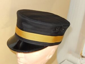 CASQUETTE de CHEMINOT Vintage Train Collection