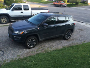 2017 Jeep Compass Outback SUV, Crossover