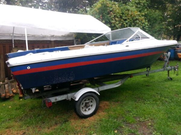 Used 1980 Thunder Craft Boats Runabout