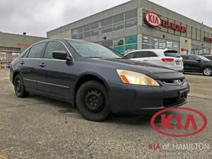 2003 Honda Accord EX-L   AS-IS   Heated Seats   Leather