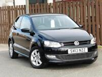 Volkswagen Polo Match 1.4 3dr PETROL MANUAL 2013/13