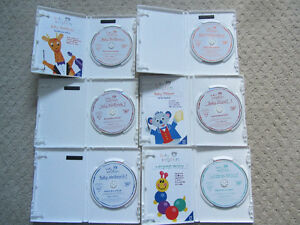 Set of Six Baby Einstein DVDs London Ontario image 2