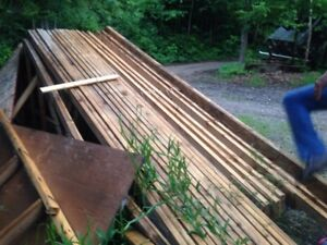 Roof Truss for a 20 x 36 building