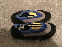 Kids Size 12 Water Shoes