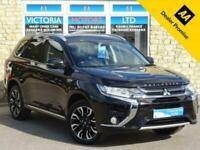 2017 Mitsubishi Outlander 2.0 PHEV JURO [FREE TAX] Petrol/Plug-in-Hybrid 4WD AUT