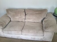 Very comfortable Avimore large 2 seater sofa bed in great condition!