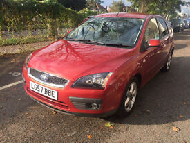 2008 Ford Focus 1.6 Automatic Zetec Climate Only 40k 5 Door
