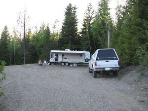 Lake View Lot for Sale in the Shuswap