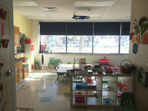 Garderie préscolaire Montessori