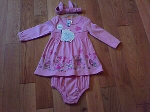 Baby Girl Outfis --ALL NEW WITH TAGS! *new dress set too!