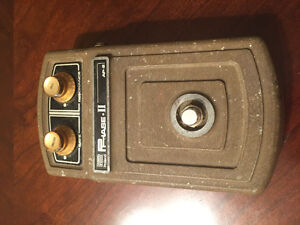Vintage Roland phase two phaser effect pedal