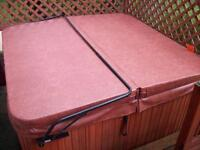 "Custom Hot Tub Cover 5"" - Fall Sale Free Delivery"