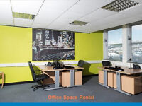 Fully Furnished - ( PRINCESS WAY -SA1) Office Space to Let in Swansea