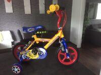 Little boys bike - Townsend tiger - nearly new